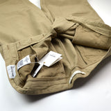 Norse Projects - Aros Cropped Dry Canvas Chinos – Khaki (Beige)