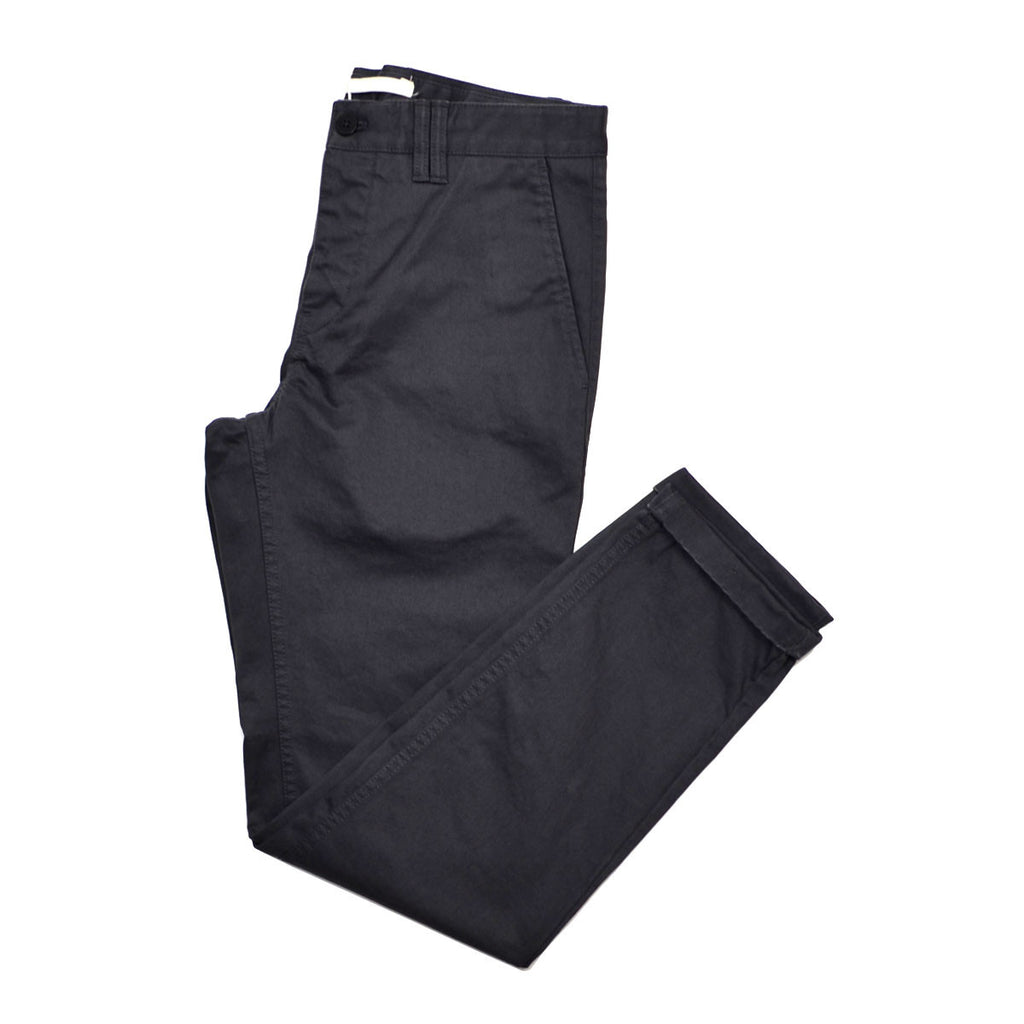 Norse Projects - Aros Heavy Chino - Charcoal