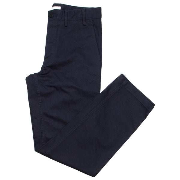Norse Projects - Aros Heavy Chino - Dark Navy