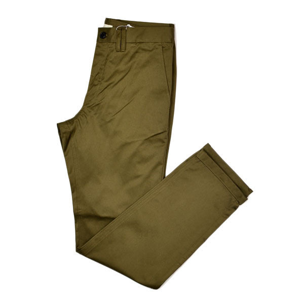 Norse Projects - Aros Heavy Chino - Olive Drab