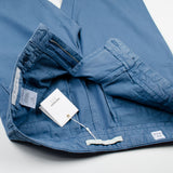 Norse Projects - Aros Light Twill Chinos - Marginal Blue
