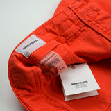 Norse Projects - Aros Short Light Twill Shorts - Blood Orange
