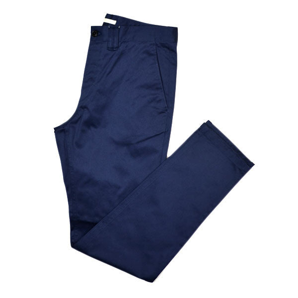 Norse Projects - Aros Slim Heavy Chino - Navy