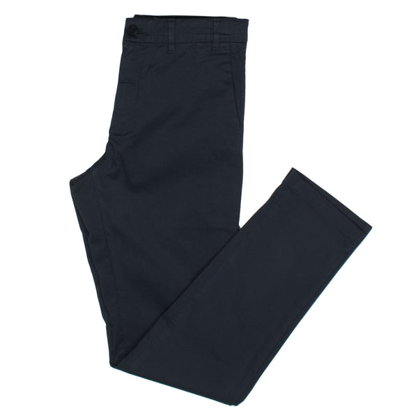 Norse Projects - Aros Slim Light Stretch Chino - Dark Navy