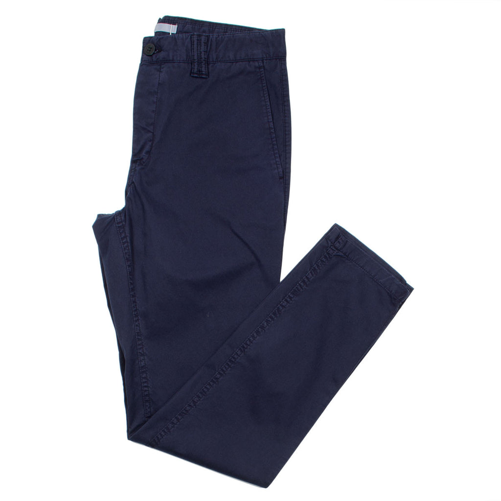 Norse Projects - Aros Slim Light Twill Chinos - Dark Navy