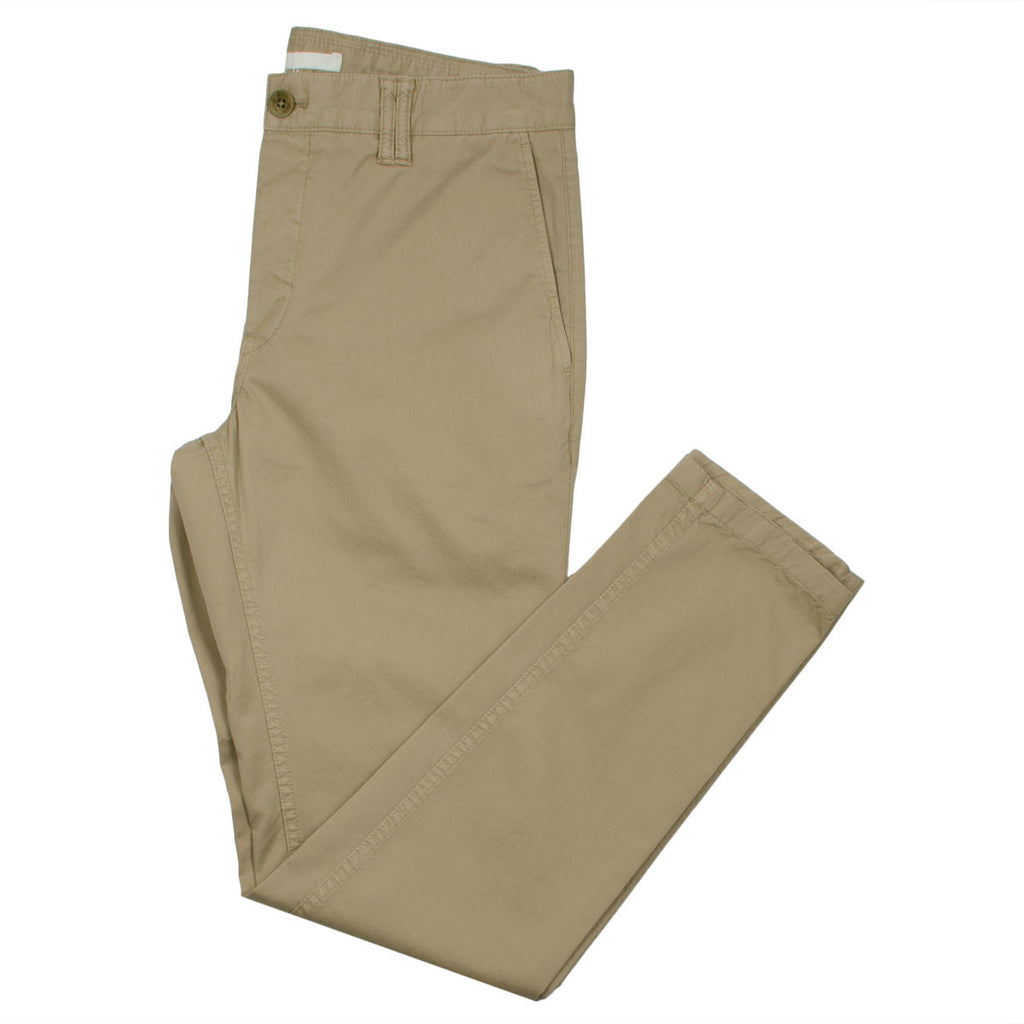 Norse Projects - Aros Slim Light Twill Chinos - Khaki (Beige)