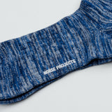 Norse Projects - Bjarki Blend Socks - Botanical Blue