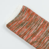 Norse Projects - Bjarki Blend Socks - Orange