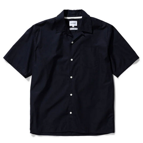 Norse Projects - Carsten Poplin Shirt - Dark Navy