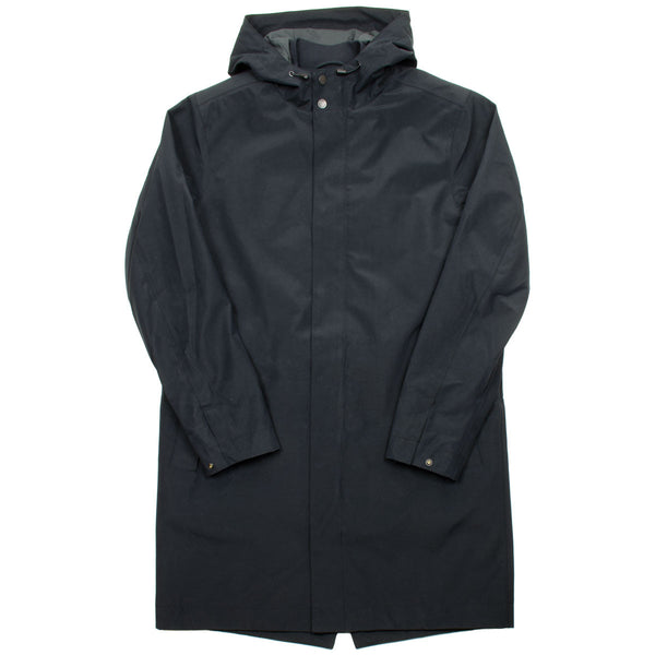 Norse Projects - Elias Military Cotton Parka - Black