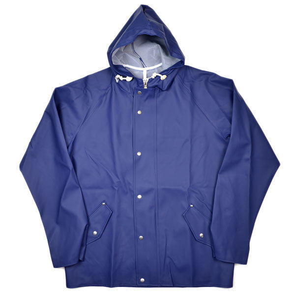 Norse Projects - Elka Classic Raincoat - Navy