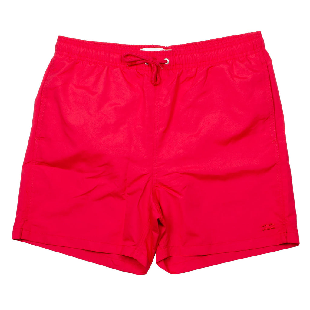 Norse Projects - Hauge Swim Shorts - Askja Red