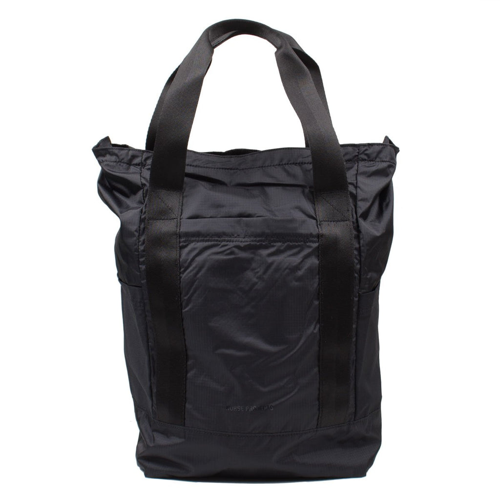 Norse Projects - Hybrid Backpack Bag - Black