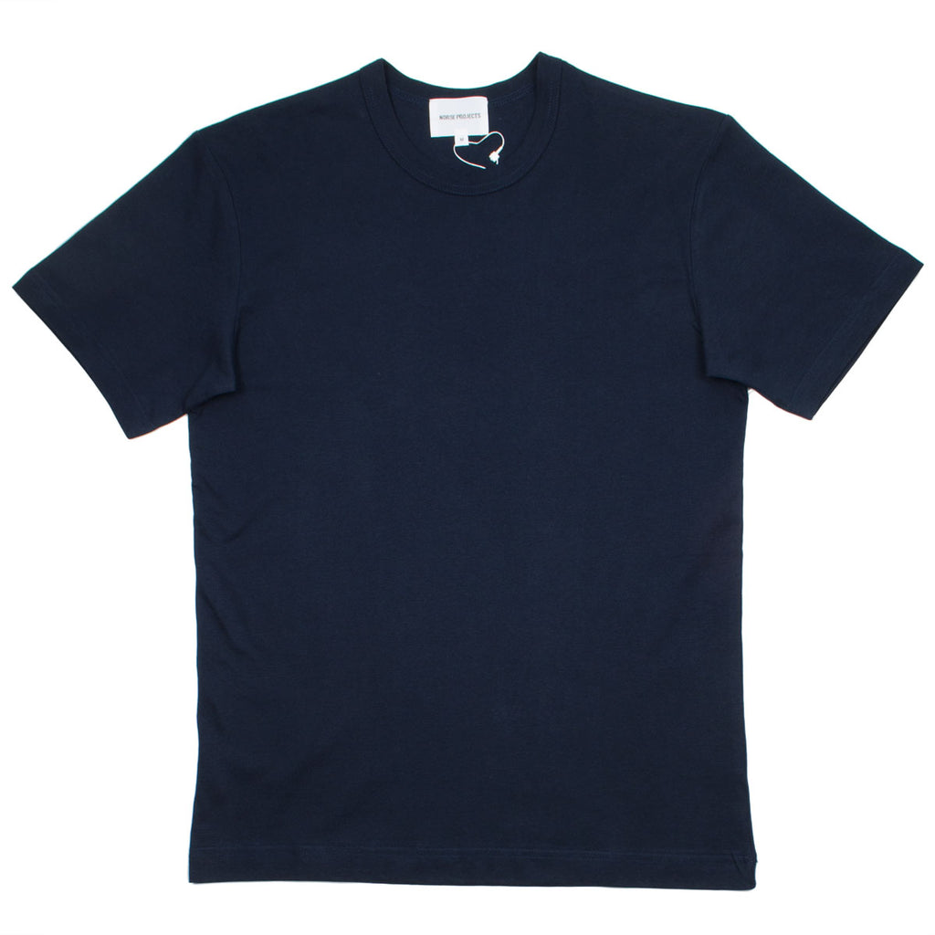 Norse Projects - Joakim Light T-shirt - Dark Navy