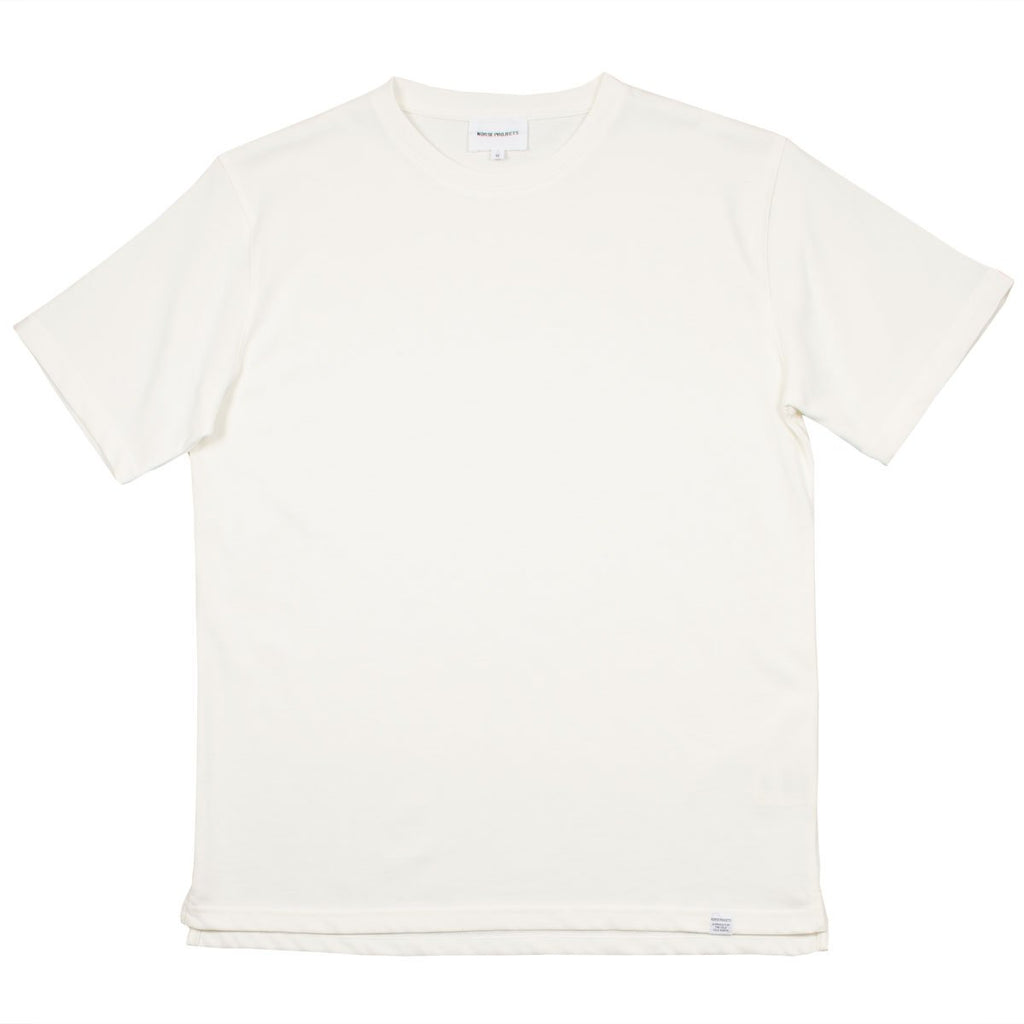 Norse Projects - Johannes Organic T-shirt - Kit White