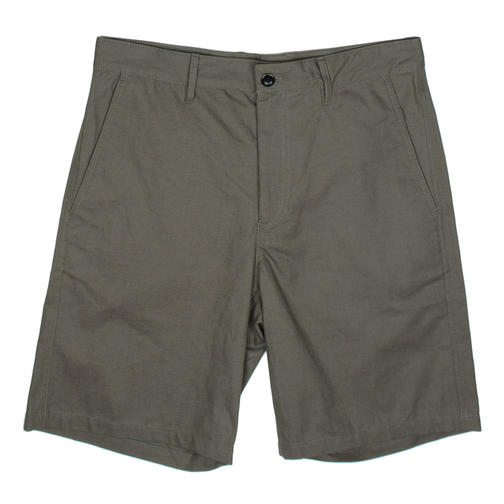 Norse Projects - Josef Cotton Linen Shorts - Taupe