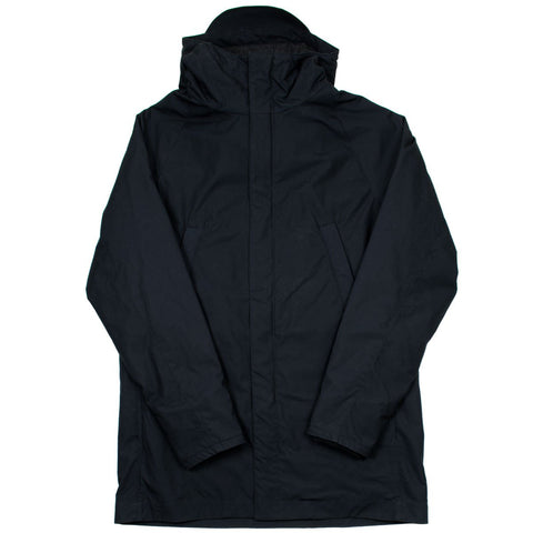 Norse Projects - Lindisfarne 2.0 Cambric Parka - Black