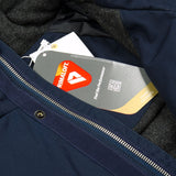 Norse Projects - Lindisfarne 2.0 Cambric Parka - Dark Navy