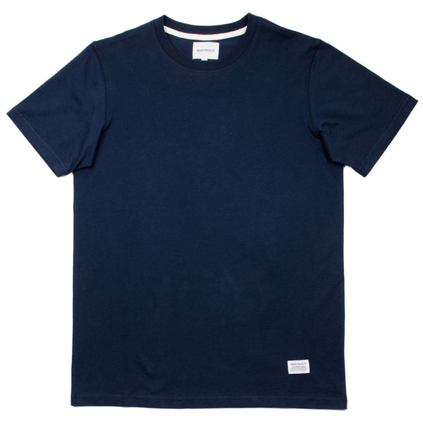 Norse Projects - Niels Basic T-shirt - Navy
