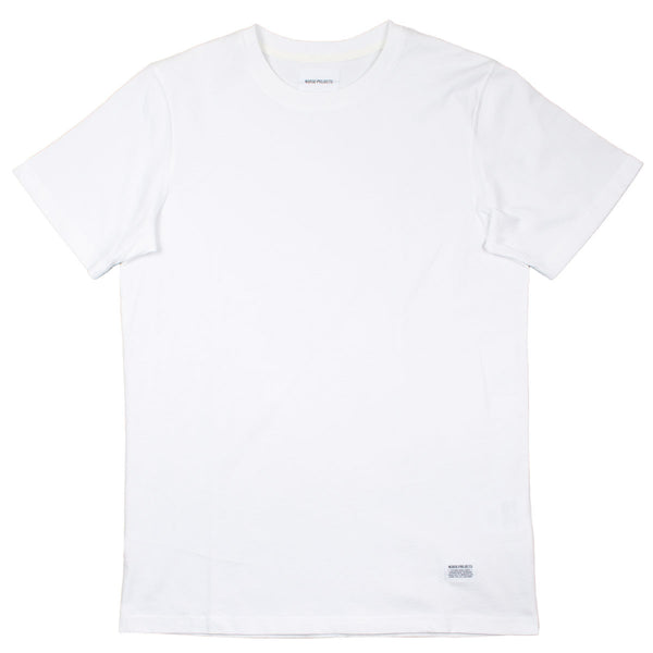 Norse Projects - Niels Basic T-shirt - White