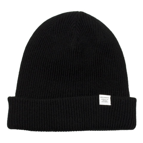Norse Projects - Norse Beanie - Black
