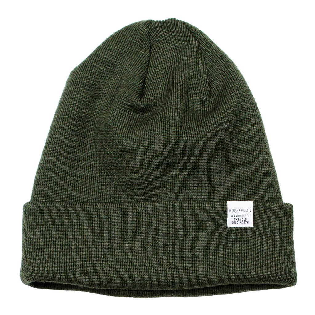 Norse Projects - Norse Top Beanie - Lichen