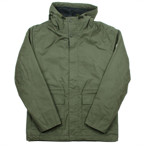 Norse Projects - Nunk Classic Parka - Dried Olive