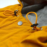 Norse Projects - Nunk Classic Parka - Mustard Yellow
