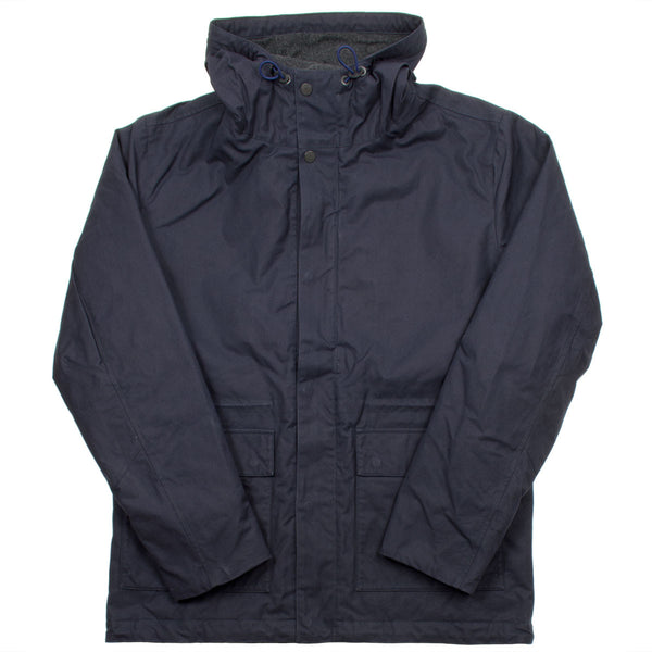 Norse Projects - Nunk Classic Parka - Dark Navy