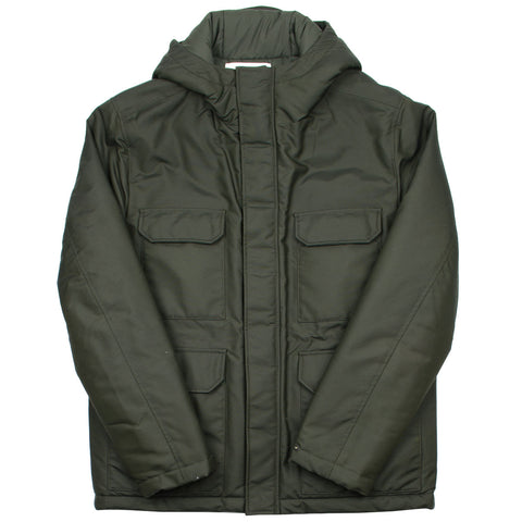 Norse Projects - Nunk Econyl Parka - Beech Green