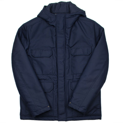 Norse Projects - Nunk EcoNyl Parka - Dark Navy