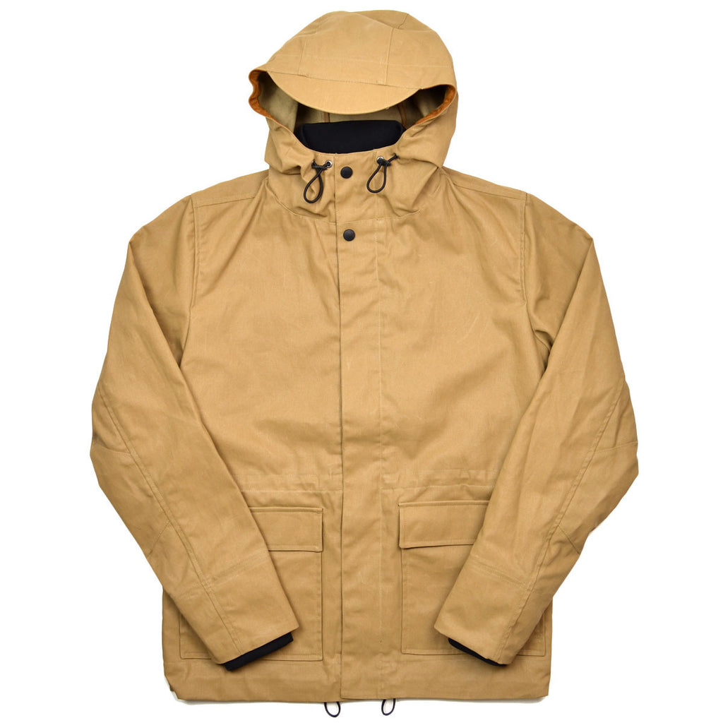 Norse Projects - Nunk Forest Cotton Parka - Khaki (Beige)