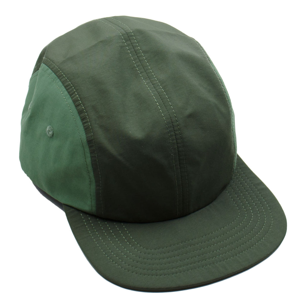 Norse Projects - Nylon 4 Panel Cap - Beech Green