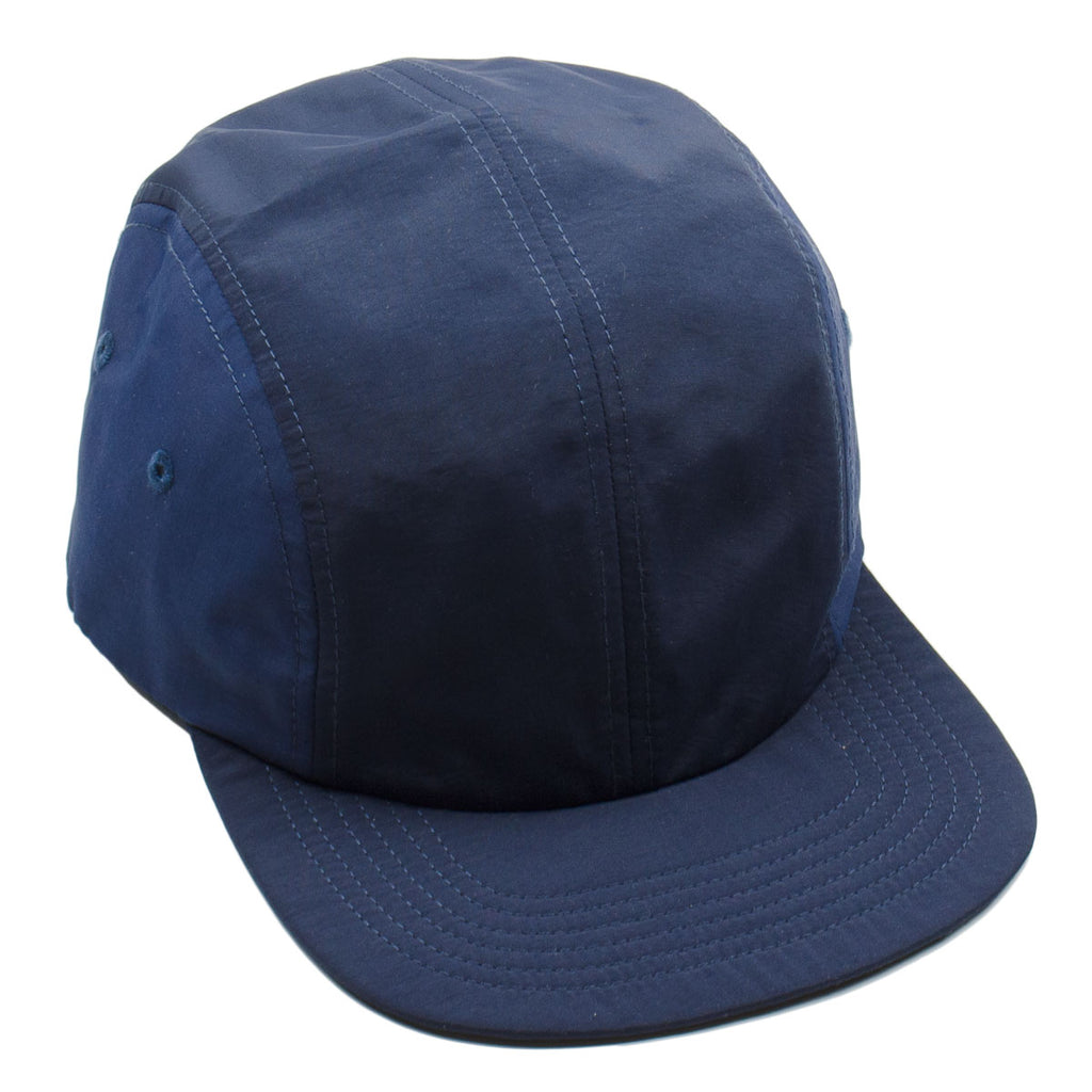 Norse Projects - Nylon 4 Panel Cap - Dark Navy