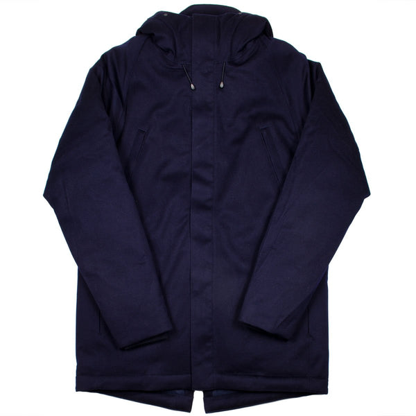 Norse Projects - Rokkvi 3.0 Storm System Parka - Dark Navy