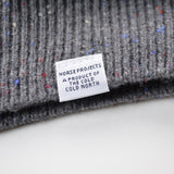 Norse Projects - Sigfred Heavy Boucle Sweater - Grey