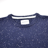 Norse Projects - Sigfred Heavy Boucle Sweater - Navy