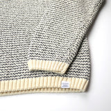 Norse Projects - Sigfred Stripe Sweater - Kit White