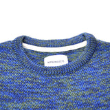 Norse Projects - Sigfred Twisted Yarns Sweater - Rifle Green