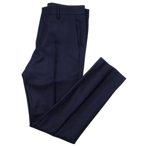 Norse Projects - Thomas Wool Trousers - Navy