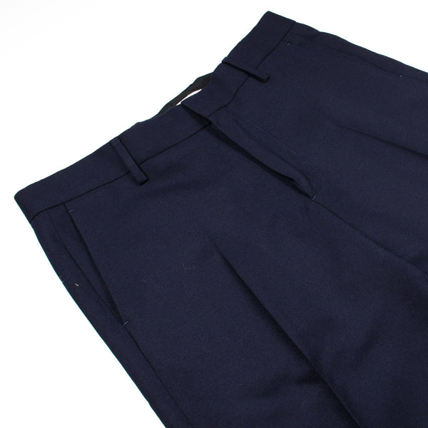 83667045be7 Norse Projects - Thomas Wool Trousers - Navy – BEAUBIEN