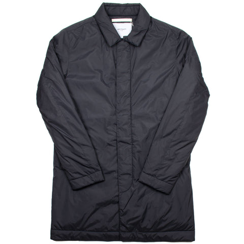 Norse Projects - Thor Padded Raincoat - Charcoal
