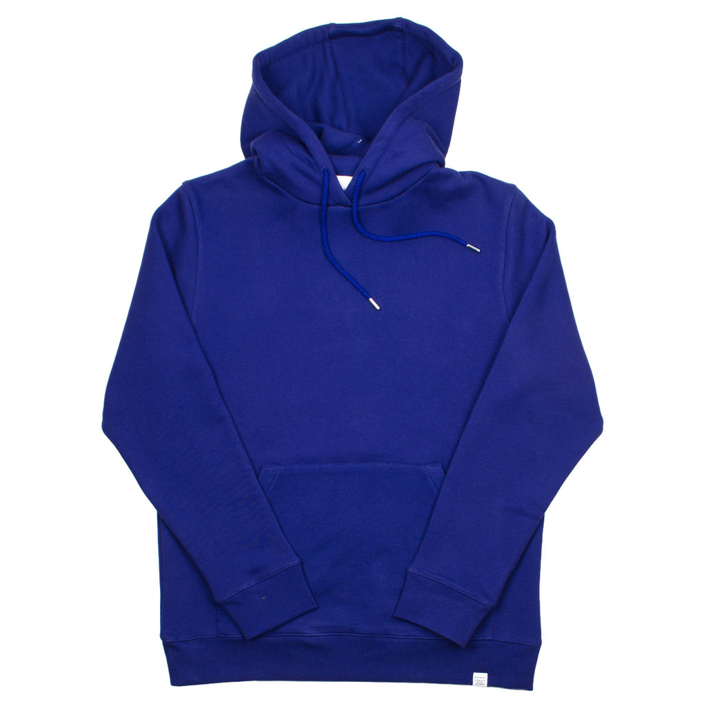 Norse Projects - Vagn Classic Hoodie - Ultra Marine