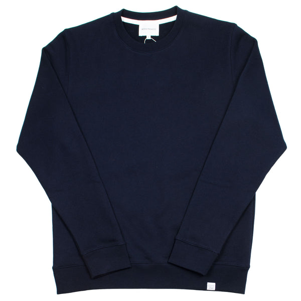 Norse Projects - Vagn Classic Sweatshirt - Dark Navy