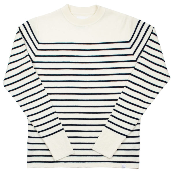 Norse Projects - Verner Normandy Sweater - Ecru
