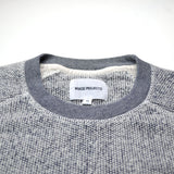 Norse Projects - Vorm Brushed Basket Sweatshirt - Navy
