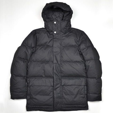 Norse Projects - Willum Down Jacket Poplin - Black