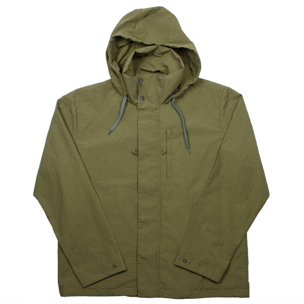 Norse Projects - Ystad Spring Parka - Ivy Green