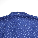 Norse Projects – Anton Shirt Indigo Seed L/S – Dark Indigo