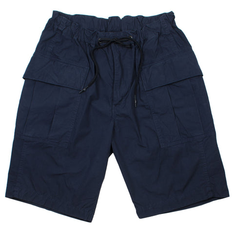 orSlow - Easy Cargo Shorts - Navy